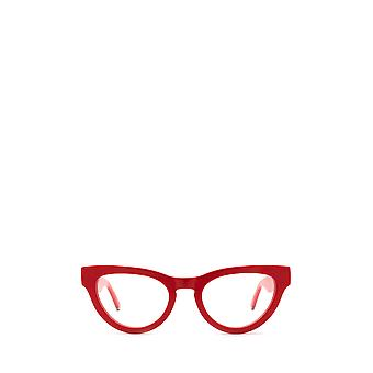 Retrosuperfuture NUMERO 64 rosso female eyeglasses