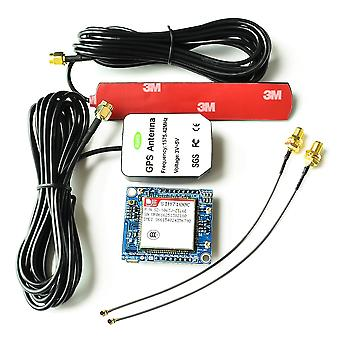 Eu network sim7100e sim7100c sim7100 4g module development board + antenna for arduino raspberry pi android linux windows