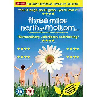 Drei Meilen nördlich von Molkom DVD (2010) Robert Cannan cert 15 Region 2
