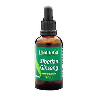 HealthAid Siberian Ginseng Liquid 50ml (804475)