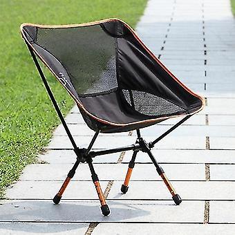 Klapstoelen krukken draagbare opvouwbare camping kruk stoel stoel voor vissen festival picknick bbq strand met tas