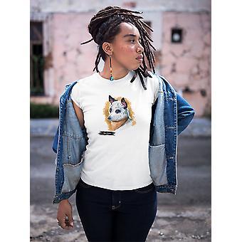 Australian Cattle Dog Tee Women's -Image by Shutterstock