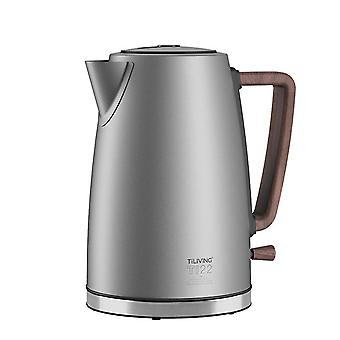 Home electric kettle 1.8l rapid boiling water boiler automatic power off protection 1800w instant heating tea machine 220v 240v