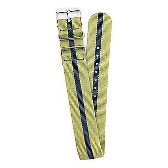 Watch Strap Timex BTQ352006 (20 mm)