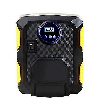 Digital Tire Inflator Car Portable Air Compressor Pump