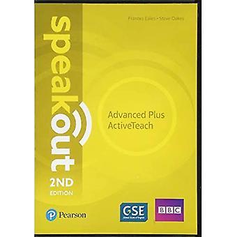 Speakout Advanced Plus 2nd Edition Active Teach (speakout)