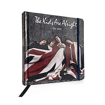 Het who-notitieboekje: de kinderen zijn in orde (harde rug)