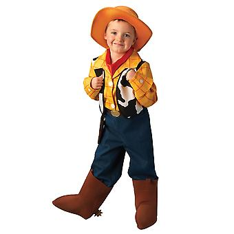 Woody Toy Story Disney Platinum Cowboy Boys Costume