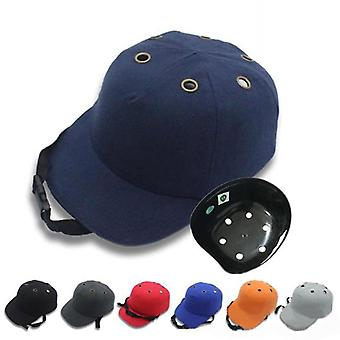 Safety Cap Helmet Baseball Hat Style Hard Hat For Head Protection