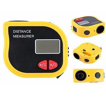 Laser Rangefinder Measuring Instrument Rangefinder Digital Digital 18m
