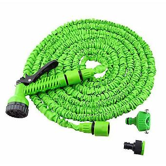 Tuyau télescopique Tuyau d'eau télescopique Tuyau flexible Green-1