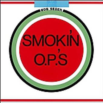 Bob Seger - Smokin' O.P.'s [CD] USA import