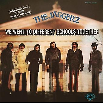 Jaggerz - We Went to Different Schools Together [CD] USA import
