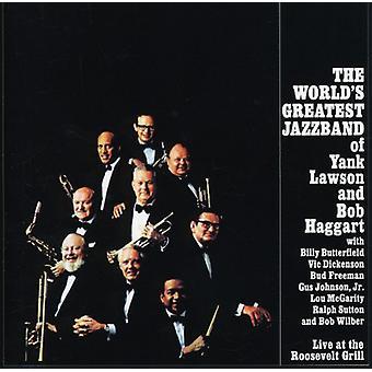 'S werelds grootste Jazz Band - Live op de Roosevelt Grill [CD] USA import