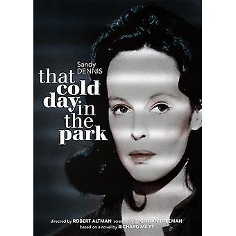 Den kalla dagen i parken (1969) [DVD] USA import