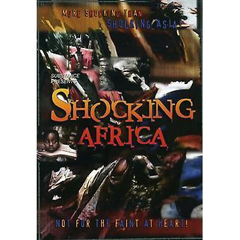 Shocking Africa [DVD] USA import