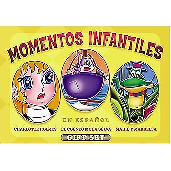 Momentos Infantiles Giftset 【 DVD 】 USA 輸入