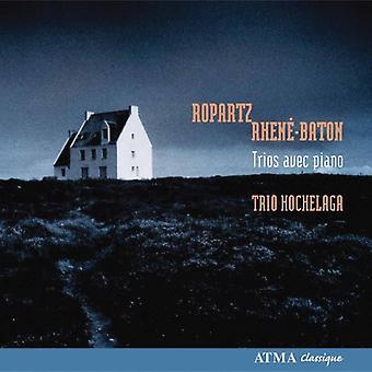 ロパルツ/Rhene-バトン - ロパール、ユーザー-バトン: 三重奏曲 Avec ピアノ [CD] USA 輸入