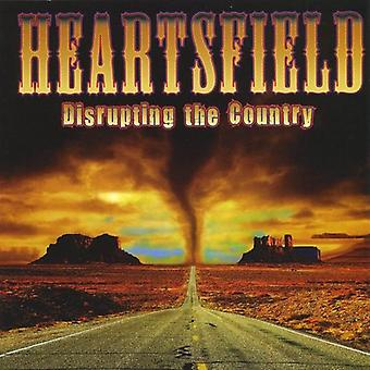 Heartsfield - Disrupting the Country [CD] USA import