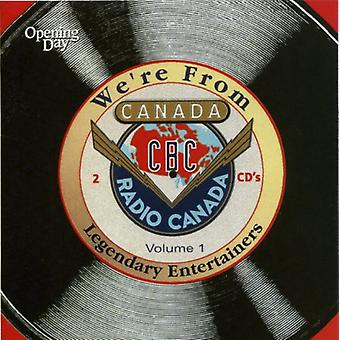 We're From Canada - We're From Canada [CD] USA import