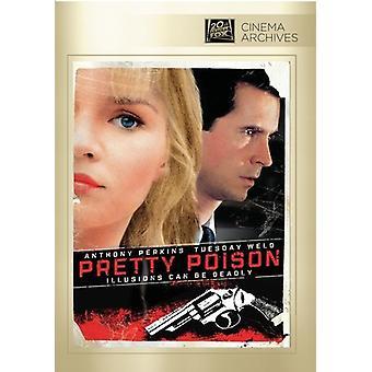 Pretty Poison [DVD] USA import