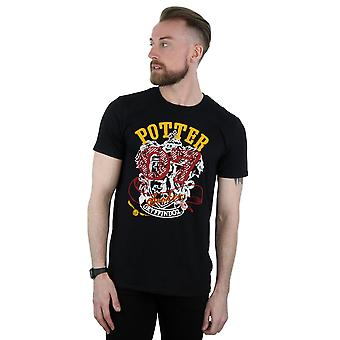 Harry Potter Men's Gryffindor Seeker T-Shirt