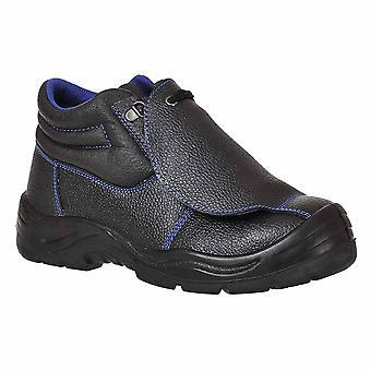 sUw Mens Steelite Metatarsal Workwear Ankle Safety Boot S3 HRO M