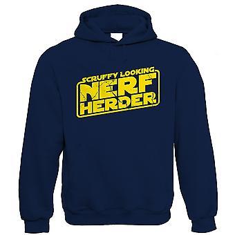 Nerf Herder Mens Funny Hoodie