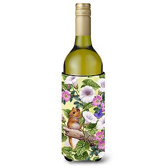 Dormouse Wine Bottle Beverage Insulator Hugger