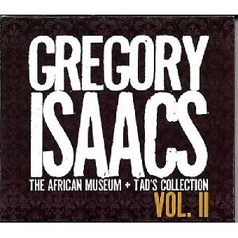 Gregory Isaacs - African Museum Collection/Tad's Collection 2 [CD] USA import