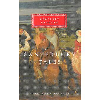 Canterbury Tales von Geoffrey Chaucer