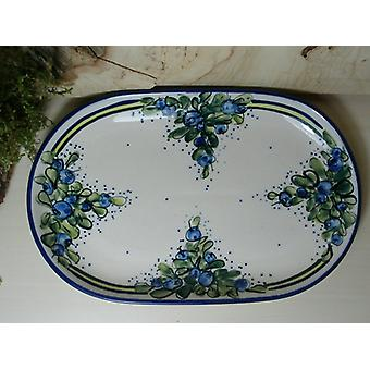 Plate, 23 x 15 cm, unique 40 - China cheap - BSN 6583