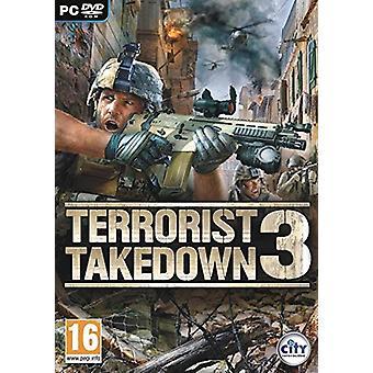 Terrorist Takedown 3 (PC DVD)-ny