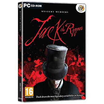 Mystery Murders Jack the Ripper (PC CD) - Novo