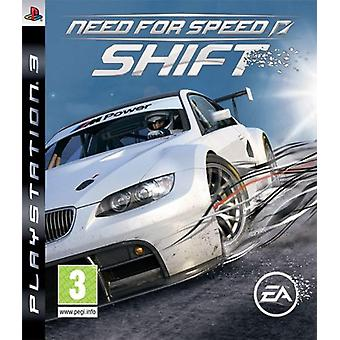 Need For Speed Shift (PS3) - New