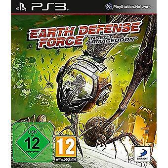 Erdverteidigungsstreitkräfte - Insect Armageddon (PS3) - Fabrik versiegelt