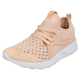 Ladies Reflex Lace Up Trainers