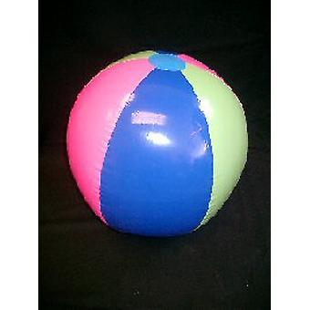 Le ballon de plage gonflable grand (environ 50cms)