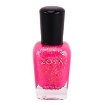 Zoya Natural Nail Polish - Glitter (färg: Harper - Zp738)