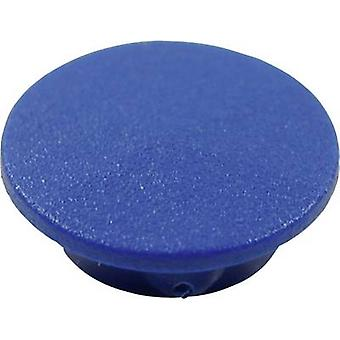 Cliff CL1740 Cover Blue Suitable for K21 rotary knob 1 pc(s)