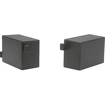 Strapubox MG 309SW Modular casing 45 x 30 x 22 Acrylonitrile butadiene styrene Black 1 pc(s)