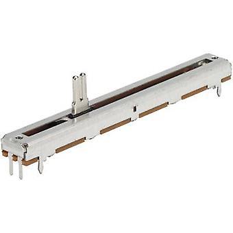 PS6010MA1B Slider pot 500 kΩ Mono 0,2 W lineaire 1 PC('s)