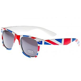 Union Jack slijtage Union Jack Wayfarer zonnebrillen