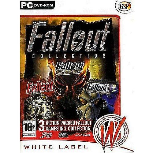 Fallout Collection PC Game