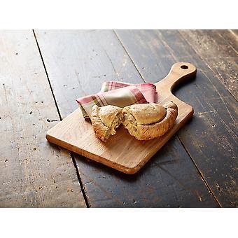 Proper Cornish Frozen Chicken, Bacon and Leek Pasties
