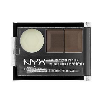 NYX PROF. meikki kulma karvojen kakku tummanruskea