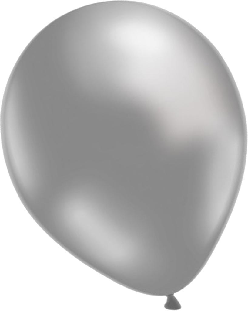 Ballonger 12-pack  Silver/Guld