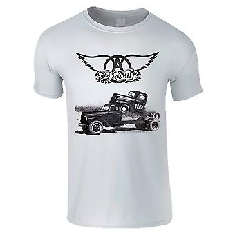 Aerosmith-pumpe T-shirt