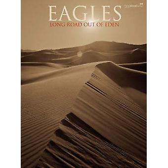Den långa vägen ut ur Eden - Piano/sång/gitarr Songbook av The Eagles
