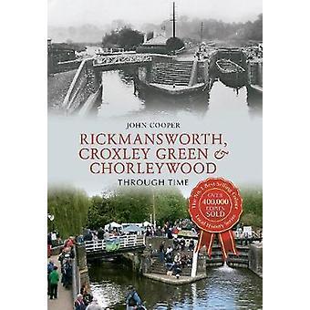 Rickmansworth-كروكسليي الأخضر آند تشورلييوود عبر الزمن من حظيرة جون